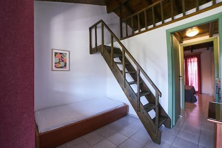 One Bedroom Apartment - Split Level F - Karteros - Pis