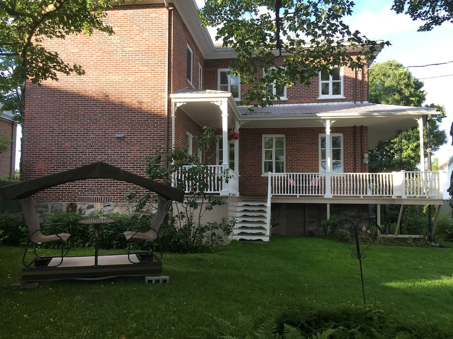 Bed And Breakfast Portneuf Quebec