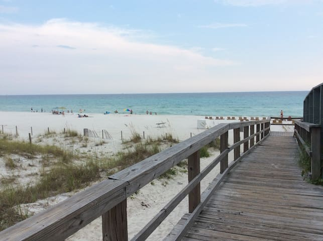 St. Thomas Square Furnished Condo - Panama City Beach - Flat