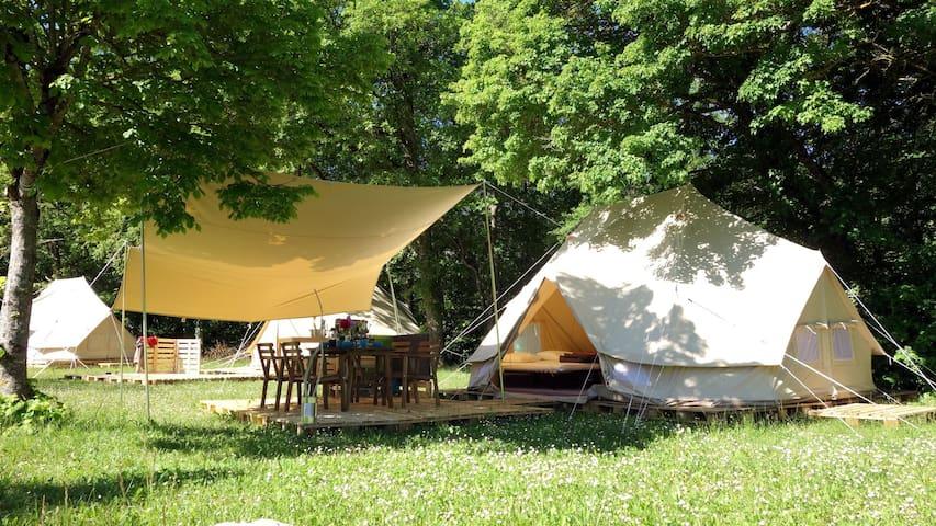 Tente Lodge Inuit 2/4 personnes