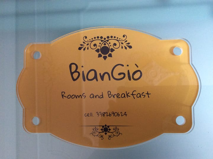 BianGio'  Rooms & Breakfast