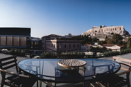 Breathtaking Penthouse! Parthenon astonishing view