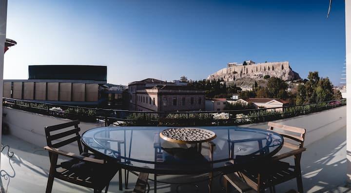 Breathtaking Penthouse! Parthenon astonishing view