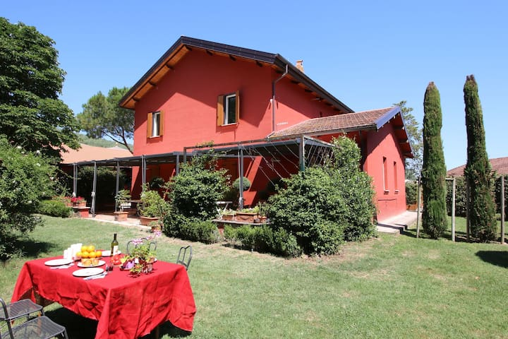 Apartment on an estate near Rome