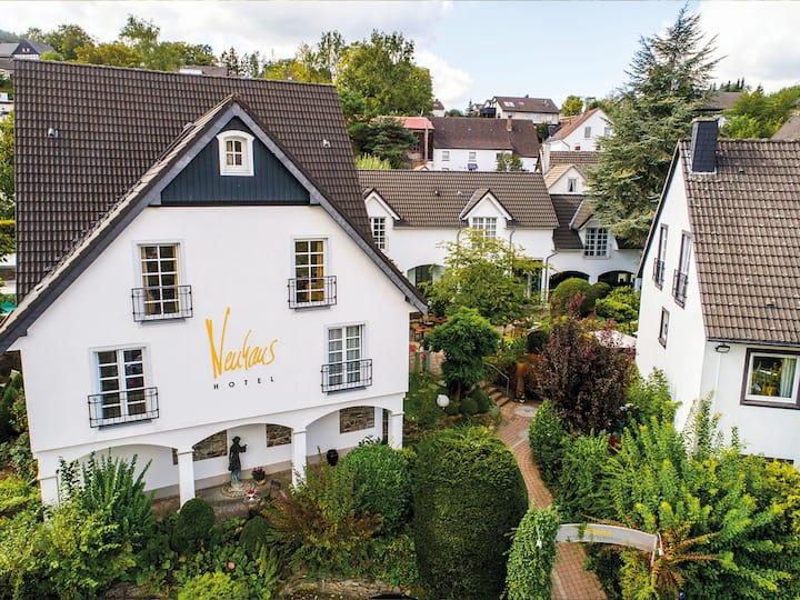 Romantik Hotel Neuhaus, (Iserlohn), Einzelzimmer Komfort
