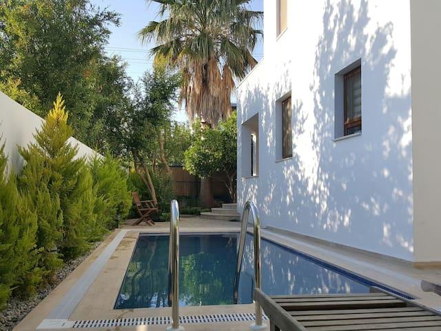 Bodrum Turgutreis villa with pool - bodrum Turgutreis Bahçelievler