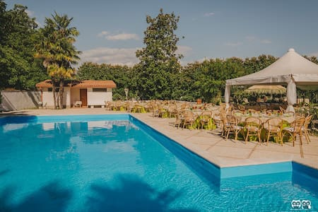 "Relais  ""La Pomona"" - paliano - 别墅"