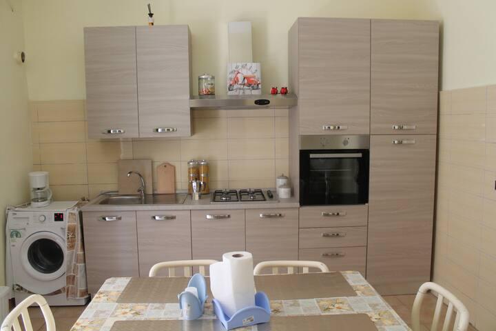 Gela beautiful Appartement in Sicily near sea