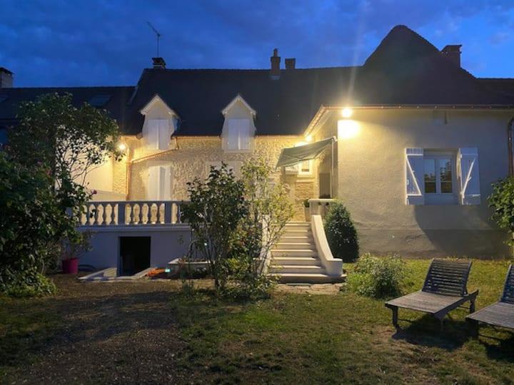 """Maison de Campagne en Bourgogne Sud """"Les Maranges"""""""