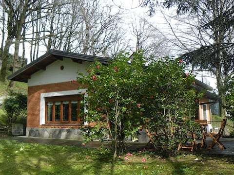 Amazing cottage on the edge of the Curone Park
