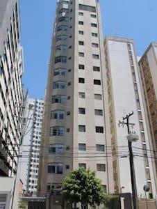 Apartamento bem localizado ( Botanical Garden) - Curitiba - Apartamento