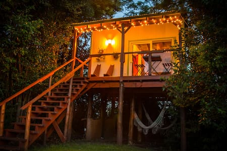 El Nido - Loft Treehouse - The Nest