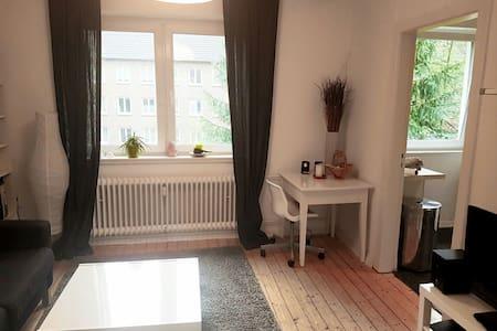 Tolle 2 Zimmer Wohnung mit Balkon! - Hamburgo