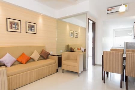 Charming & Peaceful Flat  at Panampally Nagar - Ernakulam - Aparthotel
