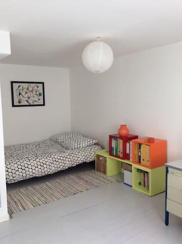 Suite 42m2 au coeur du village - Chatuzange-le-Goubet - Huis