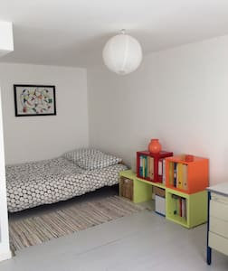 Suite 42m2 au coeur du village - Chatuzange-le-Goubet - House