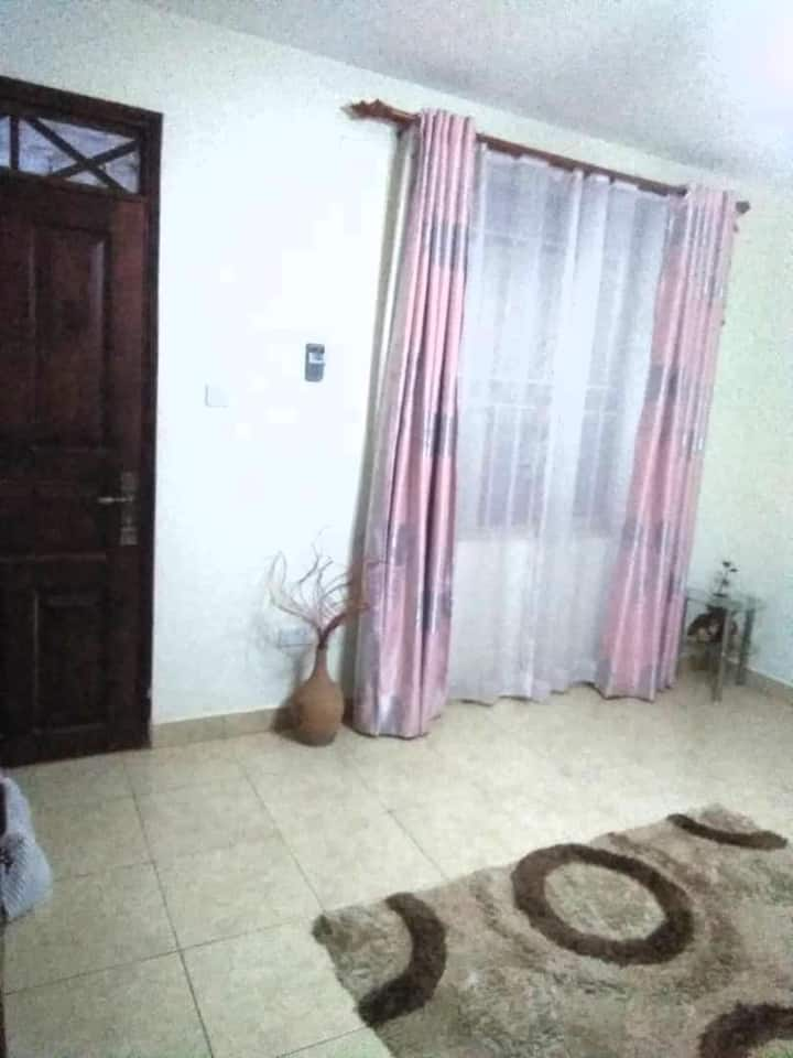 A homely fully furnished quiet Condo!