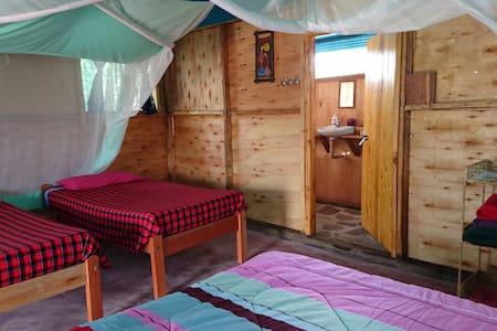 Family Room on Full Board - Narok, Maasai Mara