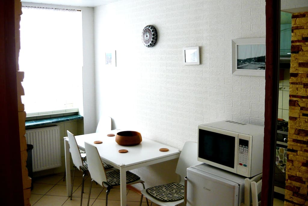 Kitchen/dinnig room
