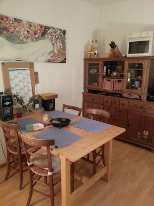 Küche 3/ Kitchen 3