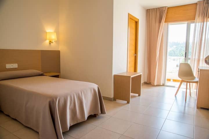 Hotel Duna - Habitación Individual