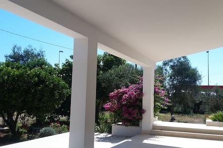 Stanze con bagno privato in villa - Gallipoli