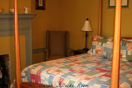 Pvt w/ pvt en suite, Walk to Pippin Hill Vineyard - North Garden - Bed & Breakfast