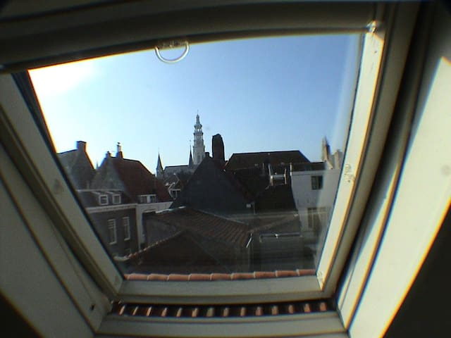 Apartment in centre of historic Middelburg