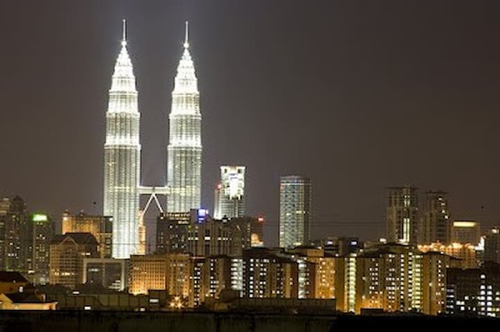 Cozy Condo with Amazing KL View #2 - Kuala Lumpur - Lejlighedskompleks