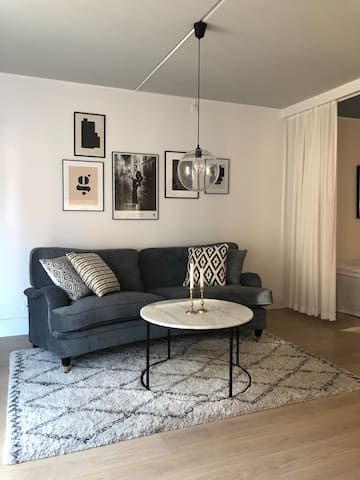 Stylish and central studio in Gothenburg