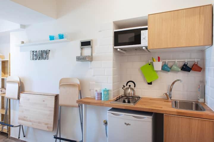 Sokolovska lovely apartment