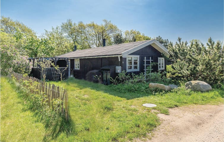 Holiday cottage with 2 bedrooms on 62m² in Slagelse