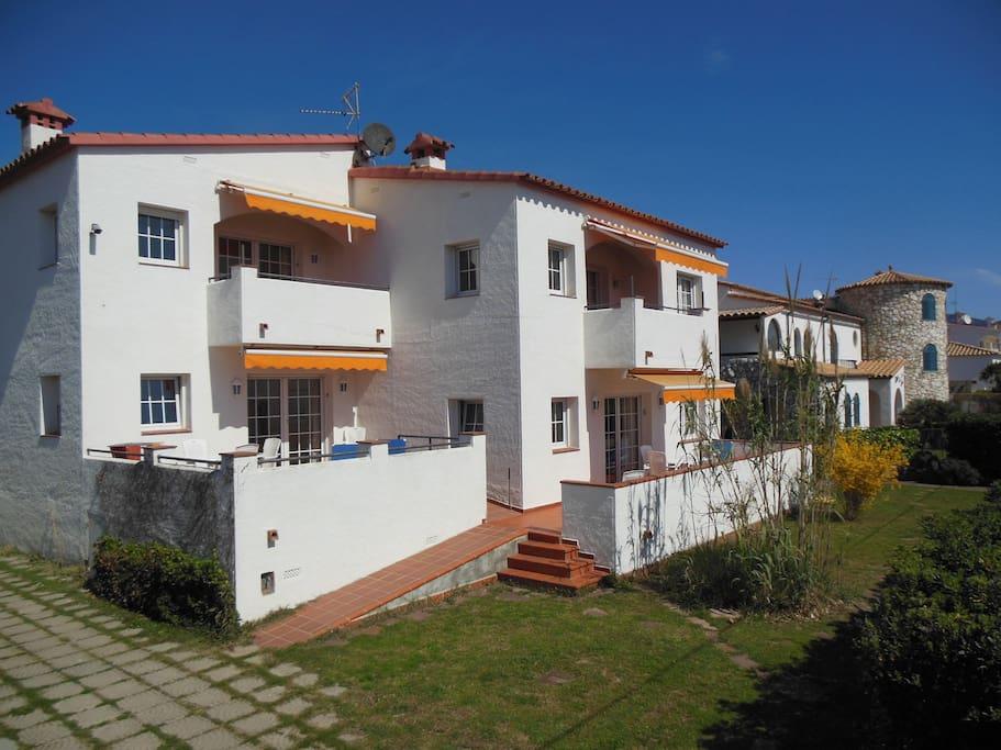 Apartamentos Revilla Tacke - Estrella de Mar