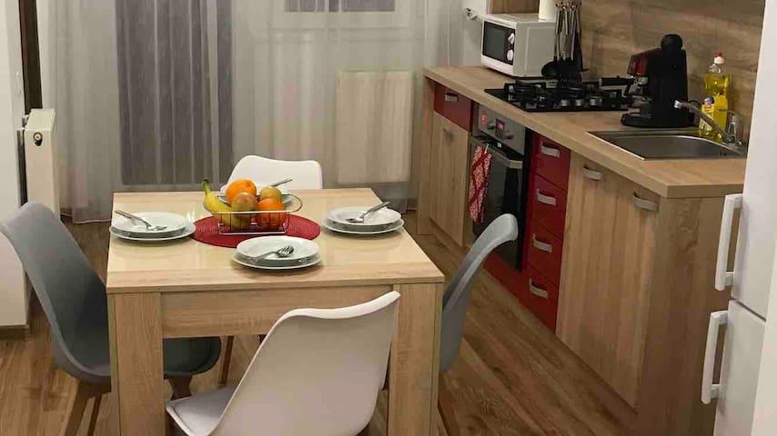 MBN Red Apartment Oradea