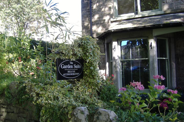 The Garden Suite-Deluxe Accomodation in Kendal - Kendal - Apartment