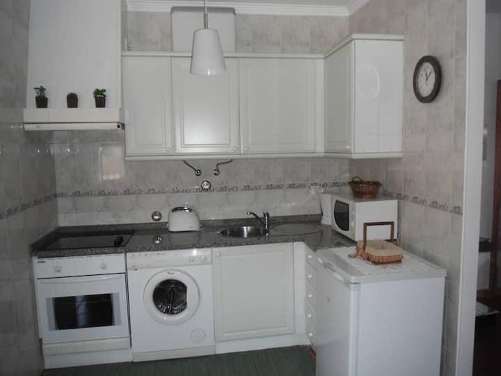 Apartamento T1 em zona excelente de Braga