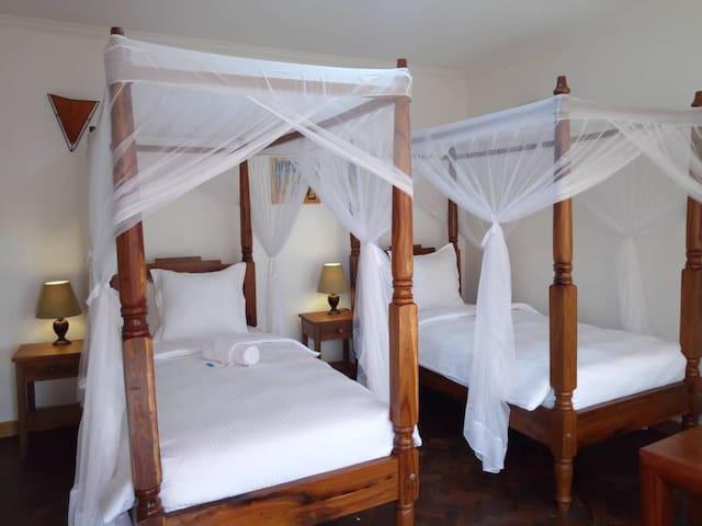 Paradies Lodge - Zimmer 5