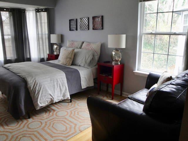 Private Suite Near the Biltmore Estate! - Asheville - Casa