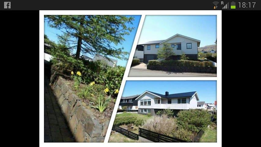 Marinargota - Hoyvík - House