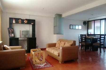 Confortable, next to the airport - Cusco - Apartment