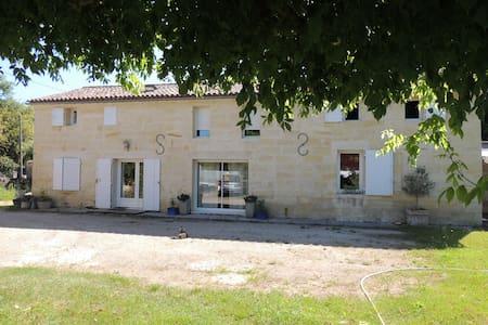 Maison ancienne en pierre de taille - Lalande-de-Pomerol - 獨棟