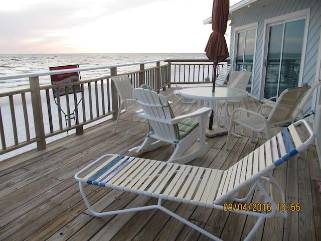 Two Beach houses on one large lot on PC Beach, FL - Panama City Beach - House