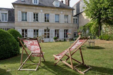Du Palais au Jardin - Compiègne - 独立屋