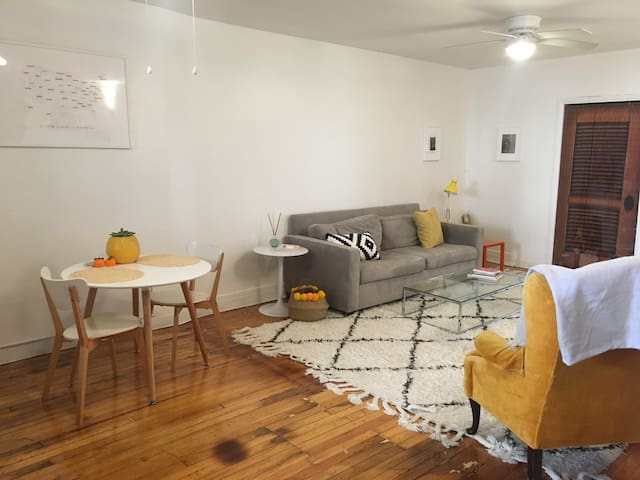 Cute and Comfortable Bedroom in Gowanus