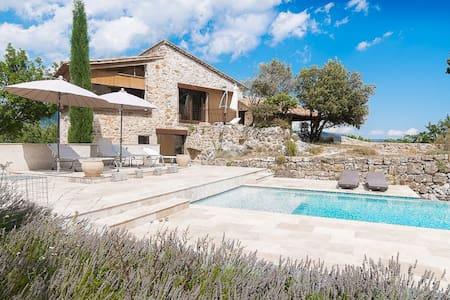 Les Hauts de Valségure - Villa Alésia - Ampus