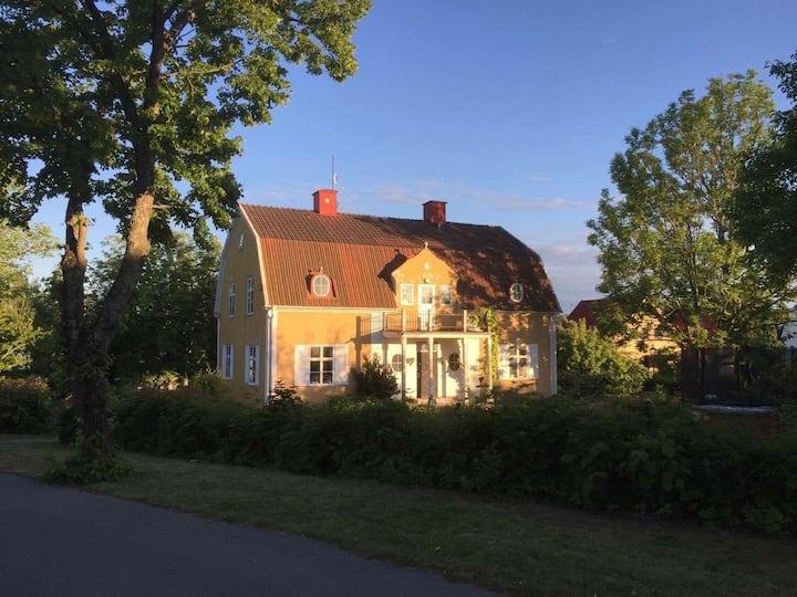 Spacious House near Kolmården Zoo, Skavsta Airport