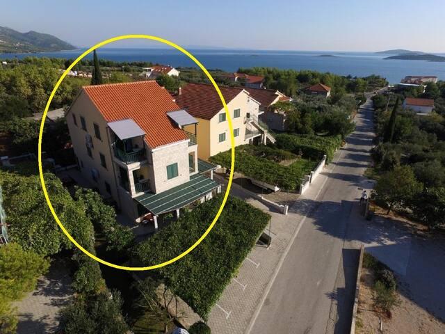 Studio apartment IM SA1(2) Orebic, Peljesac peninsula