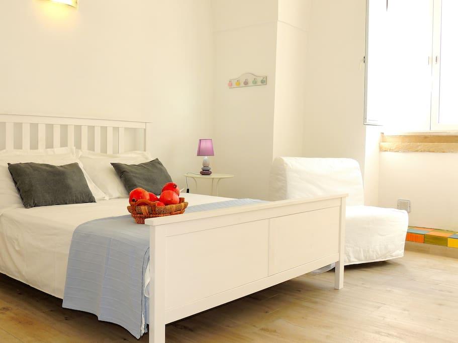 Camera da letto 2+1 PAX