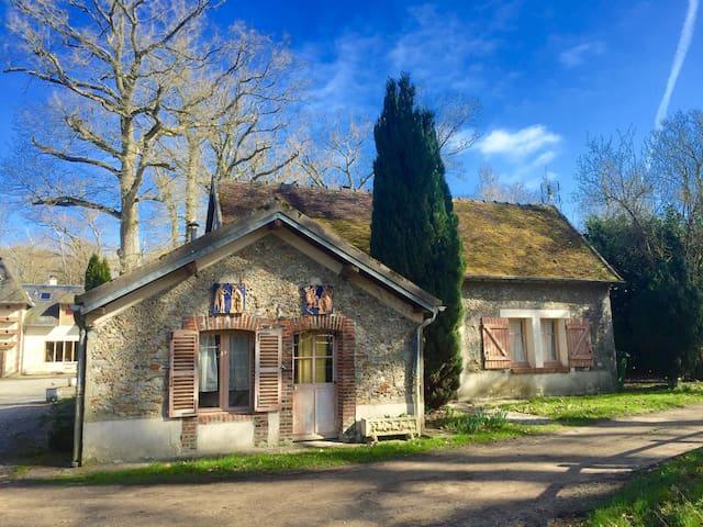 Maison HUGUES AUFRAY - Raizeux - 一軒家