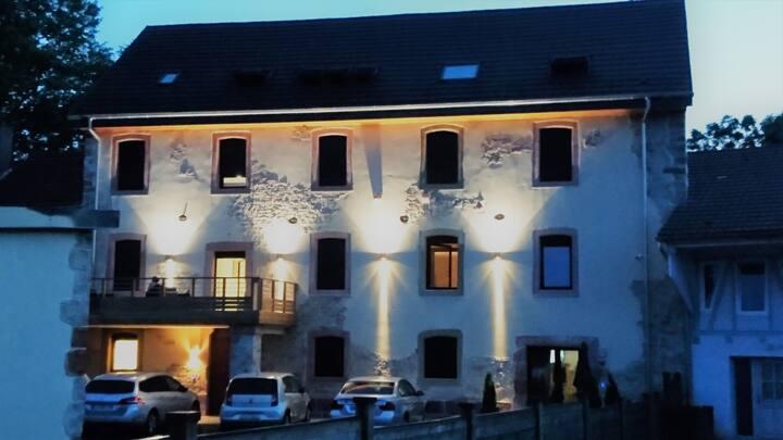 Le Moulin logis de charme du meunier 65 m² 4****